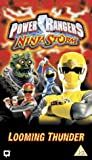 Power Rangers Ninja Storm: Looming Thunder [VHS]