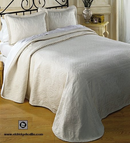 King Charles Bedspread, King