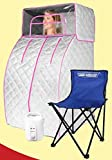 T-Zone Health VT-1 Portable Steam Sauna