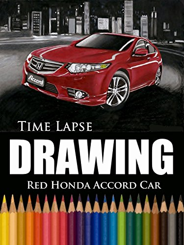 clip-time-lapse-drawing-red-honda-accord-car-ov