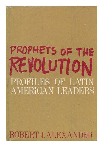 Prophets of the Revolution PDF