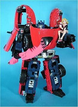 Transformers Kiss pre-Convoy x Melissa (japan import)