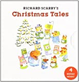 Richard Scarry's Christmas Tales (My Mini Book Collection)