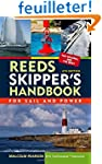 Reeds Skipper's Handbook: For Sail an...