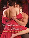 Mistress By Mistake - Maggie Robinson