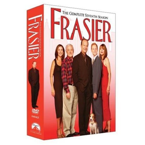 Frasier - Season 7 [DVD]