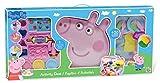 Actividad Peppa Pig PEPP014 para ni�os Ni�os Ni�as Masa tur�stica Juguetes y juegos