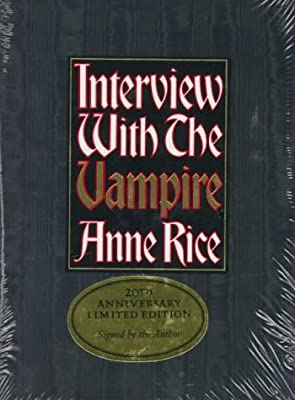 Interview with the Vampire: Anniversary Edition