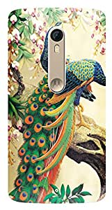 TrilMil Printed Designer Mobile Case Back Cover For Motorola Moto X Style