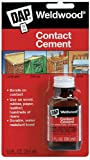 Dap 00102 1-Ounce Weldwood Contact Cement
