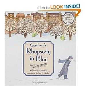 Gershwin's Rhapsody in Blue W /CD