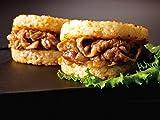 松屋 牛めしバーガー(10食入り)【お値打ちセール】