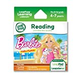 Toy - LeapFrog Explorer Game: Barbie Malibu Mysteries (for LeapPad and LeapsterGS)