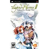The Legend Of Heroes II Prophecy Of The Moonlight Witch - Sony PSP