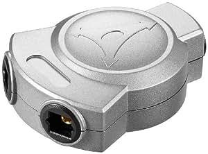 Audio Adapter Toslink Kupplung auf 2x Toslink Kupplung