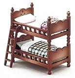 シルバニアファミリー ベビー & チャイルドルーム 二段ベッドセット カ-302