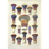 Egyptian ornaments, by Owen Jones (V&A Custom Print)