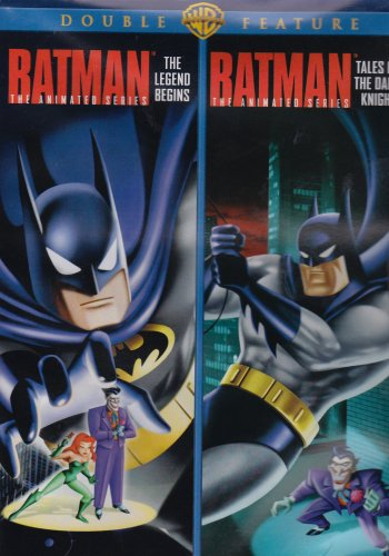 Batman The Animated Series- The Legend Beginstales Of The Dark Knight at Gotham City Store