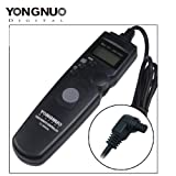 TC-80 C3 Timer Remote Cord for EOS1V. EOS3. EOS1D/1DS/1DSMK II 1DSMK III EOSD30. EOS 10D/20D/30D/40D/50D/5D/5DII/7D/EOSD60, same function with CANON RS-80N3