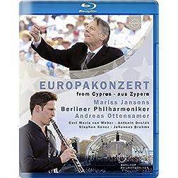 Europakonzert 2017 - Berliner Philharmoniker - Mariss Jansons [Blu-ray]