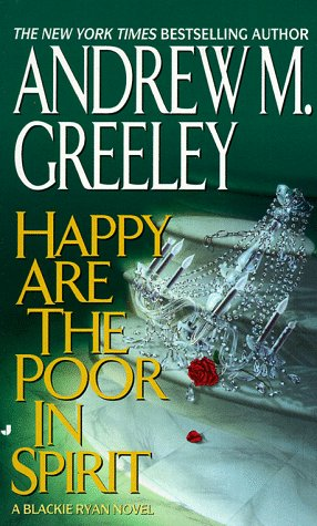 Image for Happy Are the Poor in Spirit (Blackie Ryan Novels)