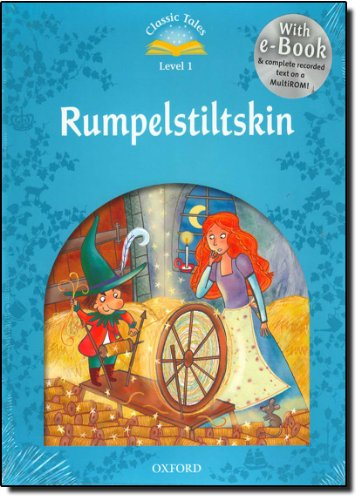 Classic Tales Second Edition: Classic Tales Level 1. Rumplestiltskin: Pack 2nd Edition