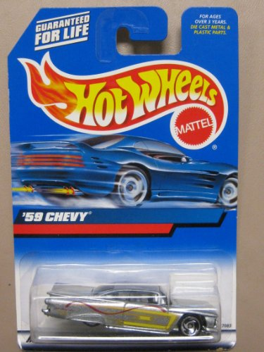 Hot Wheels '59 Chevy 2000 Series Collector #116 - 1
