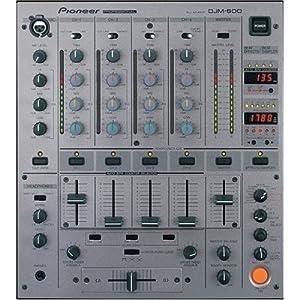 Pioneer DJM-600 Pro DJ Mixer (Silver)