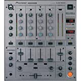 Pioneer DJM-600S Silver Finish Four Channel DJ Mixer With BPM Counters And Effects