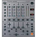 Pioneer DJM-600S Silver Finish Four C...