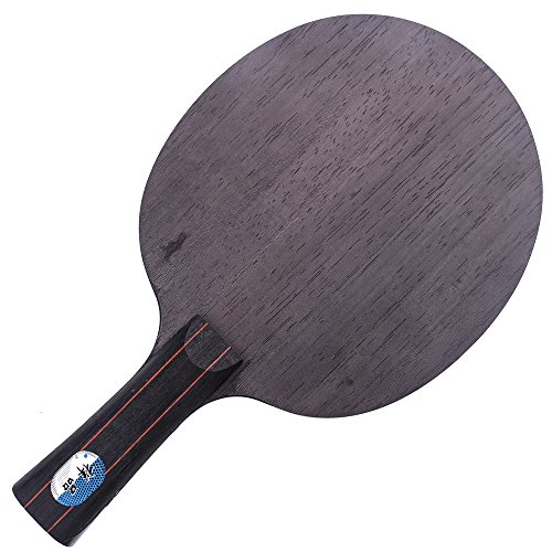 caleson professionale Tavolo Racchetta Da Tennis.Advanced Racchetta da Tennis.Ping Pong Paddle.Senza Gomma.Pen-hold Grip, Long-handle CW