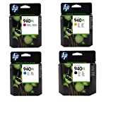 HP 940XL /4-Pack Set/ for HP 940XL