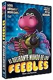 El Delirante Mundo De Los Feebles (Meet the Feebles) [DVD]