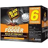 Black Flag Indoor Fogger, 1.25-Ounce