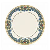 Lenox Autumn Gold Banded Ivory China 9-Inch Accent Plate