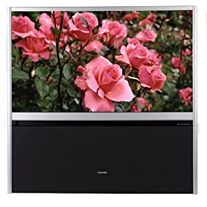 Toshiba 57H84 57-Inch HD-Ready Rear-Projection TV with HDMI Input
