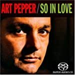 So In Love. Art Pepper (SACD)