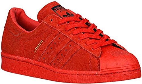 Adidas Mens Superstar 80s City Series adidas x pharrell little kids superstar supercolor