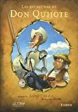 img - for Las aventuras de Don Quijote/The Adventures of Don Quijote (Spanish Edition) book / textbook / text book