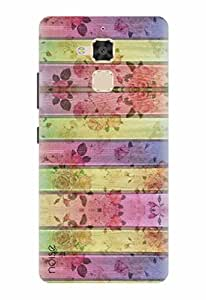 Noise Designer Printed Case / Cover for Asus ZenFone 3 Max ZC520TL / Nature / Flower Design
