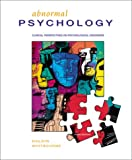 Halgin Abnormal Psychology and Mindmap CD ROM (0072411716) by Halgin, Richard P.