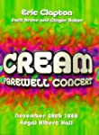 Cream: Farewell Concert at Royal Albe...