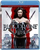 BloodRayne: The Third Reich (Unrated Director's Cut) [Blu-ray]