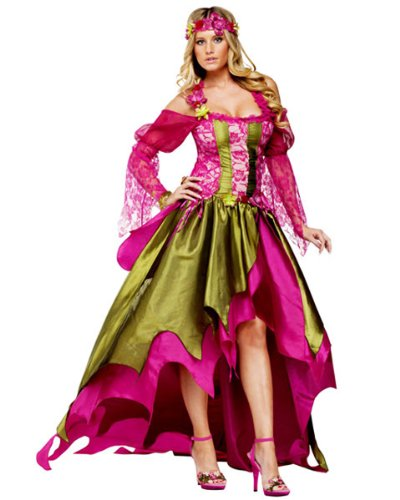 Womens Fairy Queen Costume