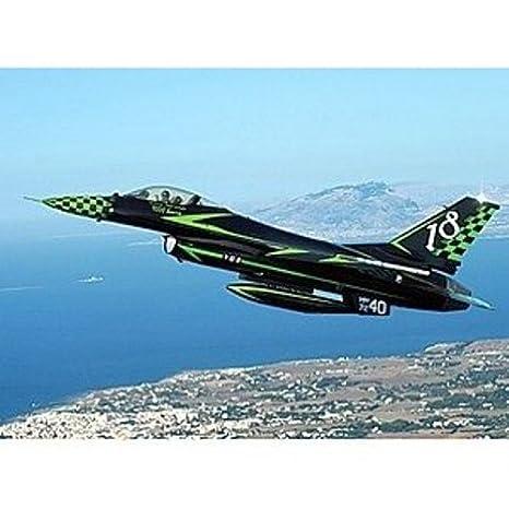 """Italeri - I2694 - Maquette - Aviation - F-16 Fighting Falcon """"Special Colors"""" - Echelle 1:48"""
