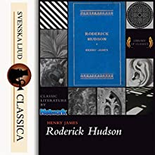 Roderick Hudson Audiobook by Henry James Narrated by Nicholas Clifford