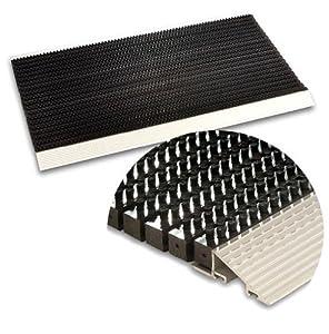 Repräsentative Fußmatte Profi Brush in 2 Größen, 50x80cm  BaumarktKritiken und weitere Infos