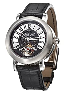 Gerald Genta Arena Tourbillon Men's Automatic Watch ATR-X-75-911-CN-BD