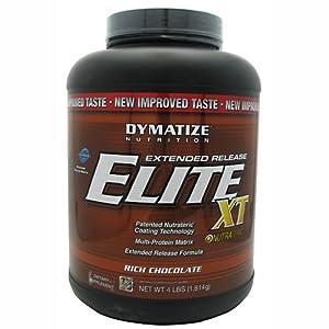 Dymatize Nutrition - Elite Xt Rich Chocolate, 4 lb powder