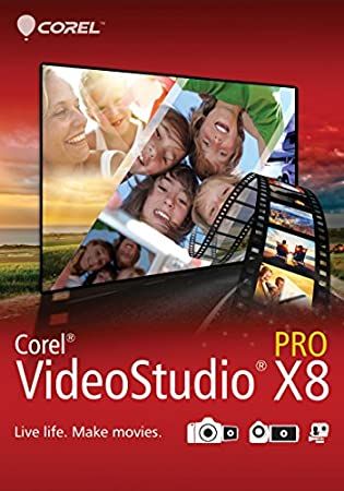 Corel VideoStudio Pro X8 [Download]